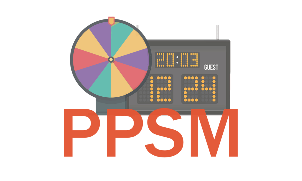 PPTM Games - PowerPoint Visual Basic Applications