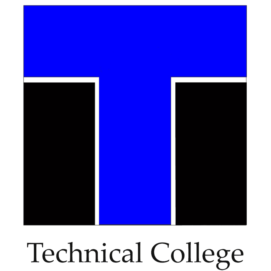 ITI Technical College Logo - PowerPoint Visual Basic Applications