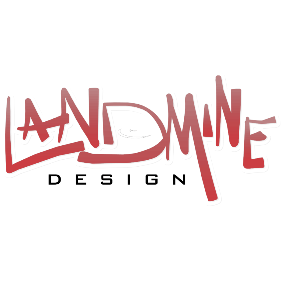 Landmine Design Logo 1 - PowerPoint Visual Basic Applications