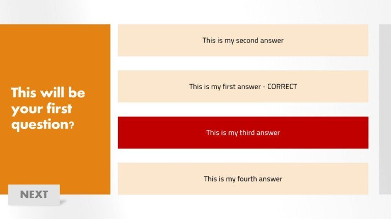 download free powerpoint quiz game template for free 1 frame design 11
