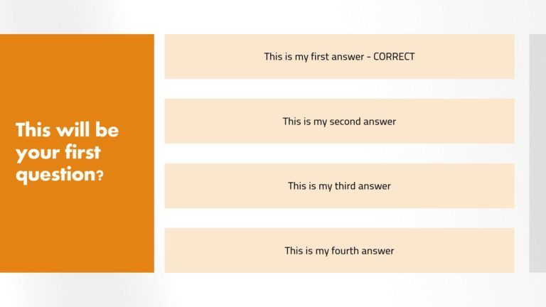 download free powerpoint quiz game template for free 1 frame design 2