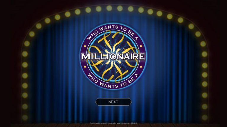 download who wants to be a millionaire powerpoint template 1
