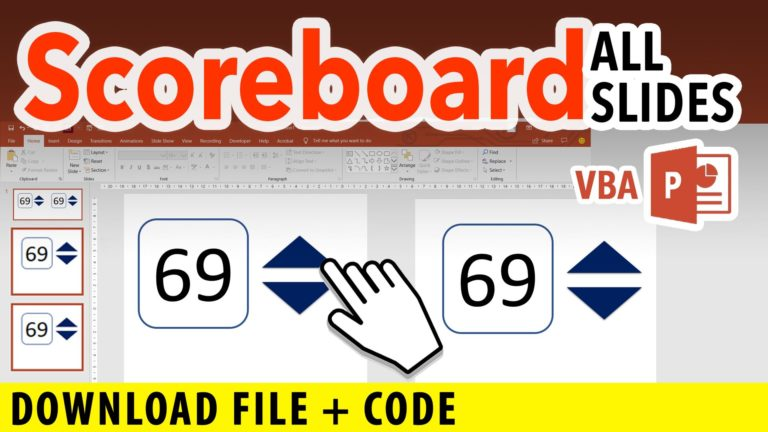 scoreboardallslide - PowerPoint VBA Macro Modules