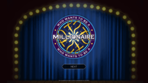 Who Wants To Be A Millionaire PowerPoint Game Template Download 1 - PowerPoint Multiplication Flash Cards Random Generator