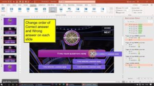 PowerPoint Game Who Wants to Be A Millionaire 13 - PowerPoint Educational Game - Free Classroom Chatbot