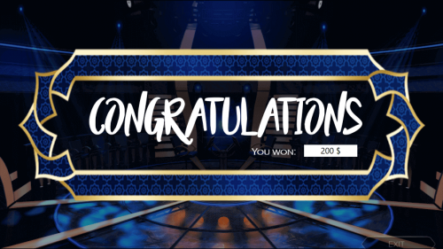 Who Wants To Be A Millionaire PowerPoint Game Template Download 5